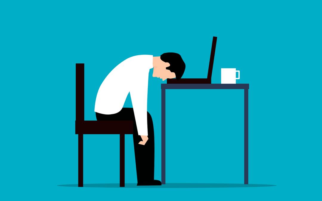 ¿Cansado de sentirte cansado? Causas por las que te sientes fatigado constantemente y recomendaciones